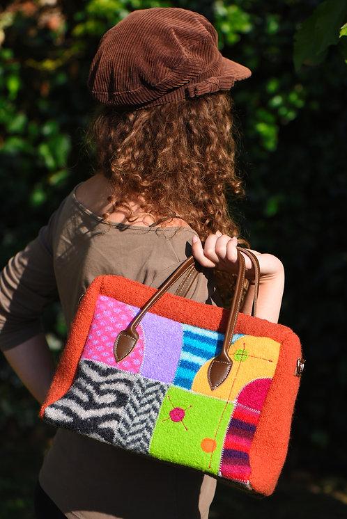 Sac Haflinger - Kleine Hippie Tasche