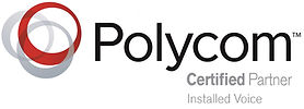 Polycom certified partner installed voice