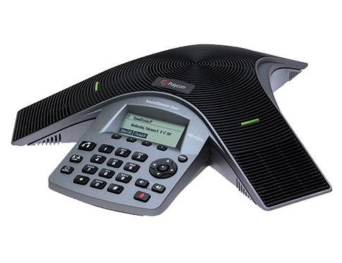 Audio Conferência Polycom SoundStation IP 5000 PoE