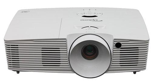 Projetor Optoma full HD 1080p 3500 ansi