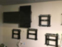 suporte especial para video wall