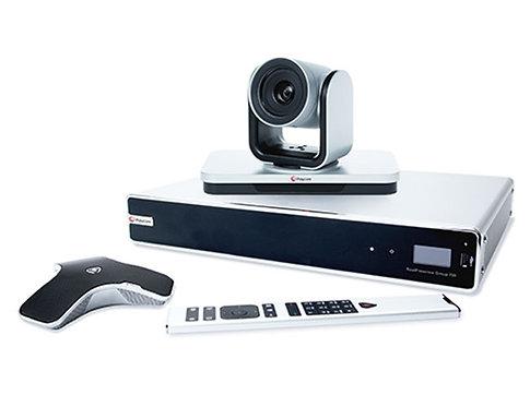 Vídeo Conferência Polycom Group 700-720 câmera PTZ com zoom de 12X