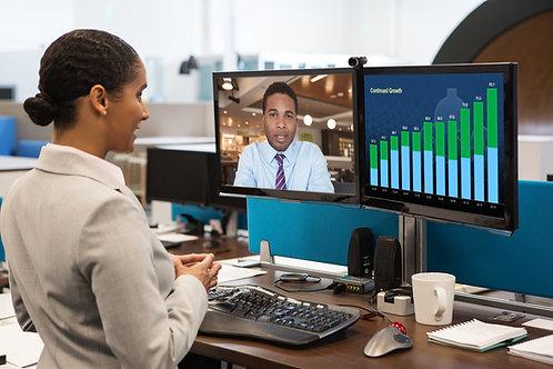Consultoria sobre Home Office Profissional - 1h