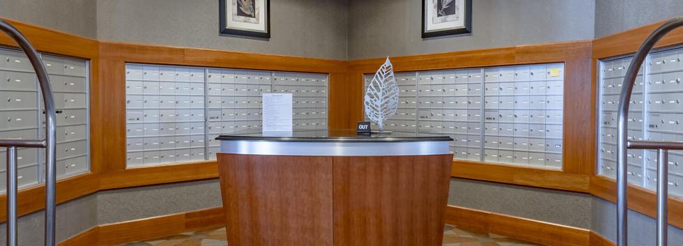 8100 E Union Ave Mailroom