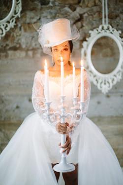 Bridal Accessories - Wedding Hat