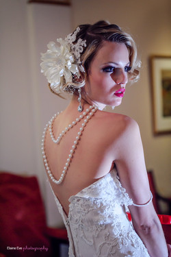 Wedding Accessories - Fascinator