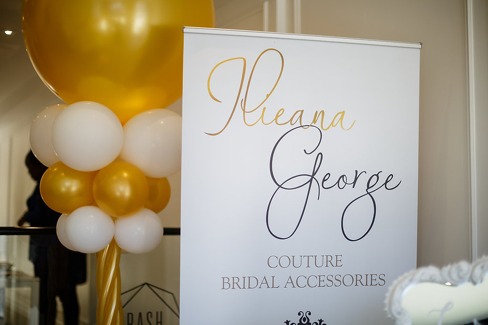 Balloons for special events - Ilieana George Couture
