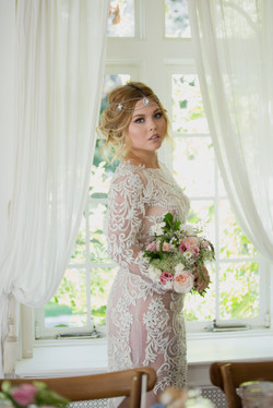 Bridal accessories  by Ilieana George Couture