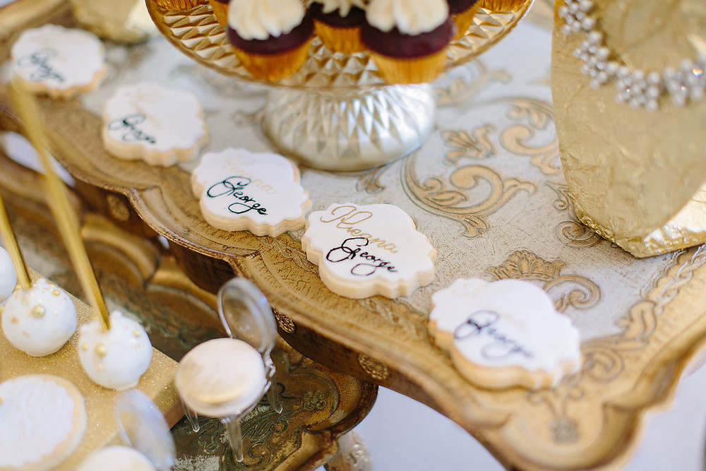 Cake pops - sweet table - Ilieana George Couture