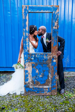 Wedding accessories by Ilieana George Couture