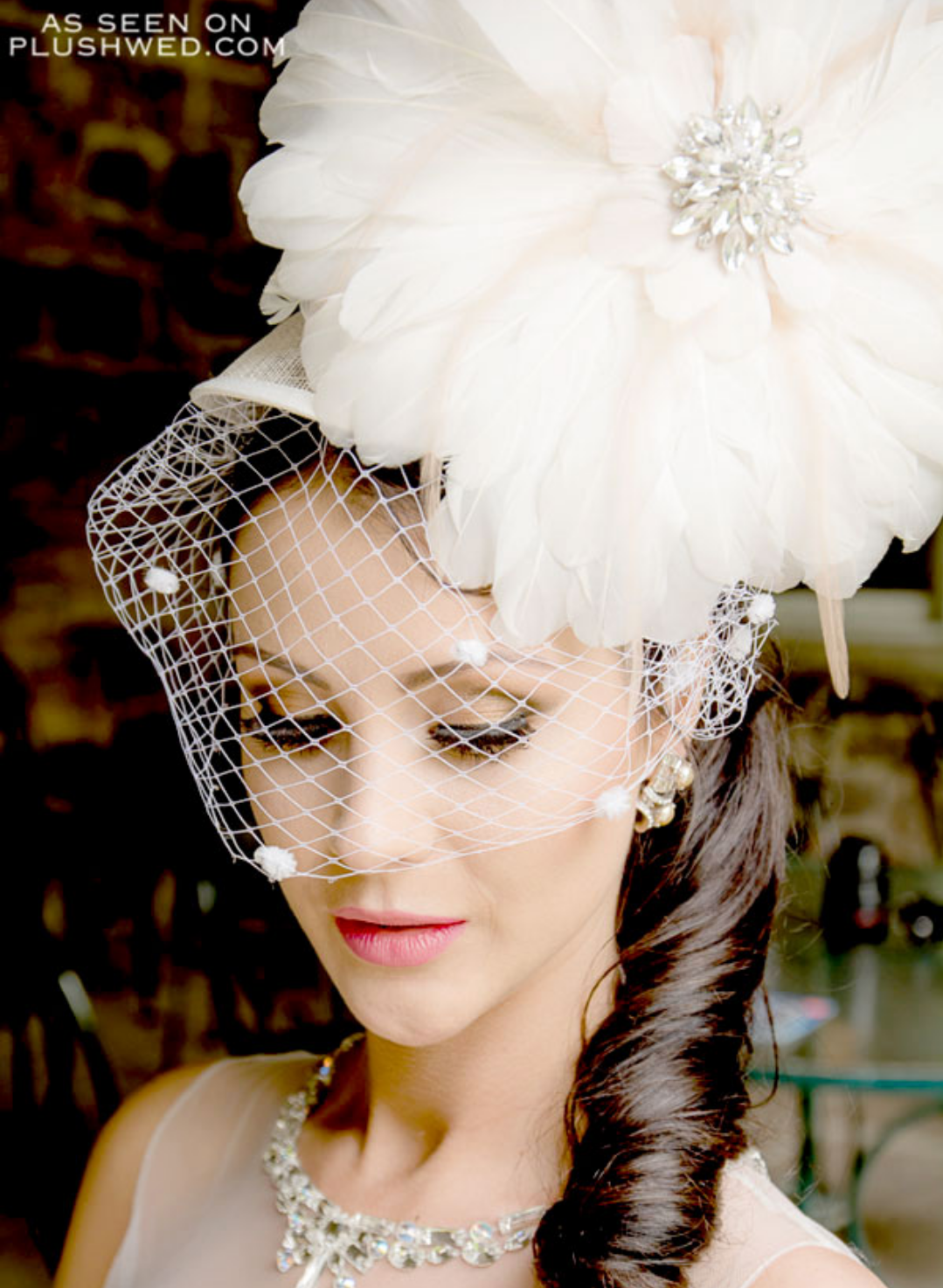 Bridal Accessories - Fascinator