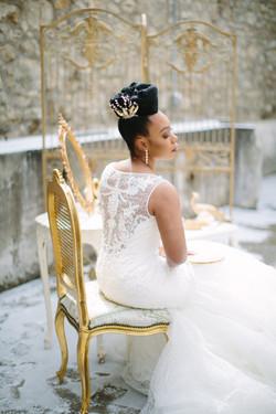 Wedding Accessories - Bridal Crown