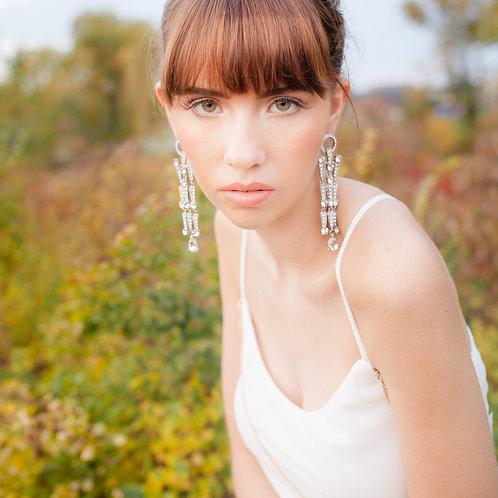 Jiselle Chandelier Earrings