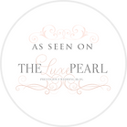 Ilieana George's bridal headpieces and veils featured on The Luxe Pearl website