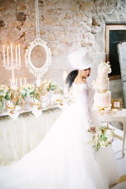 Wedding Accessories - Bridal Hat