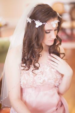 Wedding Accessories - Hair Vine