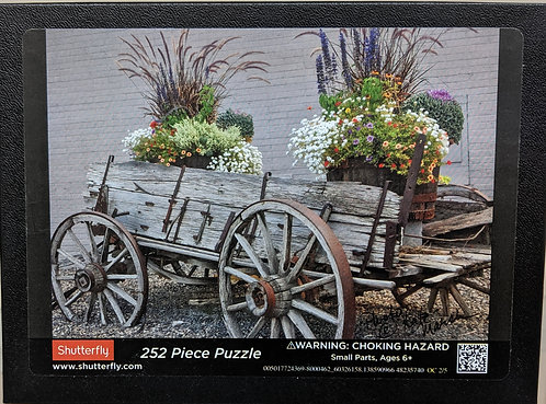 Flower Wagon Puzzle