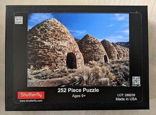 Puzzle, Charcoal Kilns