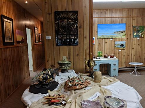 Dec. 2019  Inside gallery