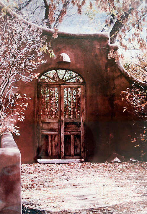 Dappled Doorway