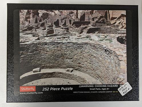 Chaco Canyon puzzle
