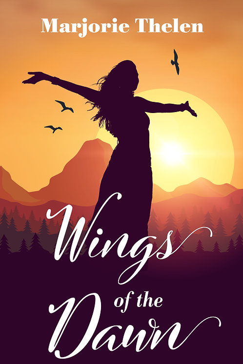"""Book, """"Wings of the Dawn"""""""
