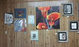 High School Art Show