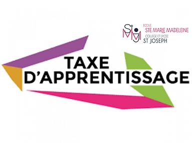 Versement Taxe d'apprentissage lycée Saint Joseph Château-Thierry Aisne