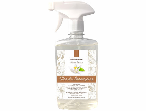Home Spray Para Ambientes Aroma Flor de Laranjeira