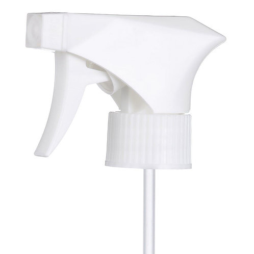 Válvula Gatilho Pulverizador Rosca 28/410 Branco - 1unid