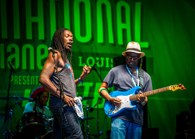 Culture Band ft. Kenyatta Hill