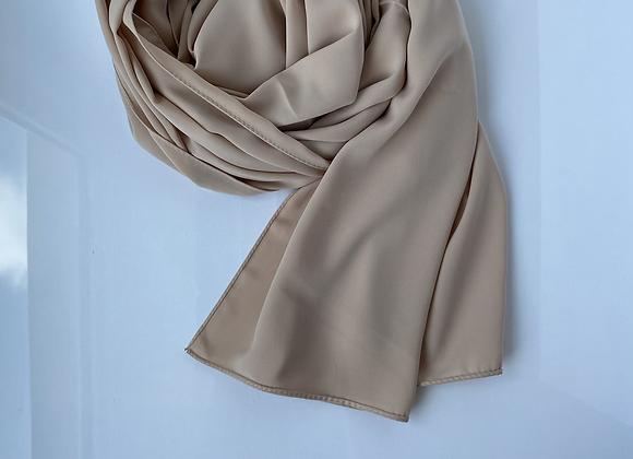 BEIGE Medina silk hijab