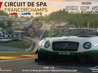 One Off Event - 90m Of Spa (Raceroom)