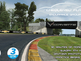 One Off Event - 90m of Road America (Raceroom)