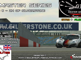 GT Masters - Round 5 Approaches (Silverstone)