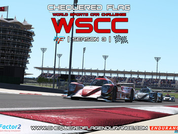 WSCC - Calendar and Car Selection released!
