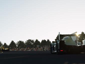 Rfactor2 - Petit Le Mans [Race Highlights]