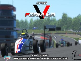 Rfactor2 - Formula V @ Brands Indy