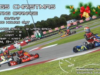 CFEG's Christmas Karting Carnage