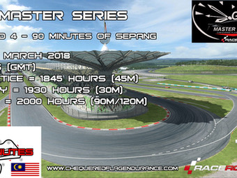 GT Master Series - Round 4 Approaches