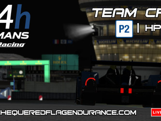 iRacing's 24h Le Mans - CFEG is Ready!
