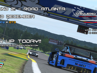 WSCC - Round 2 approaches with a huge grid!