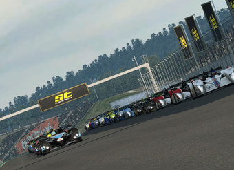 Race 1 of RES takes place!