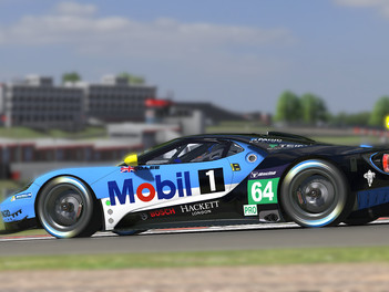 iRacing - The Ford GTE joins the Ranks!