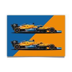 McLaren MCL35 2020 [FREE SHIPPING]
