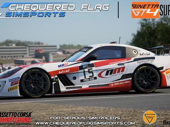 CFS Ginetta GT4 SuperCup [Brands Hatch GP]