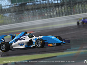Rfactor2 - You Choose the car! British Championship Jan 2020
