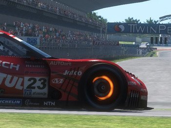 Rfactor2 - Pacific GT - Registration Open!