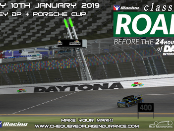iRacing - Classic Roar Before the 24!