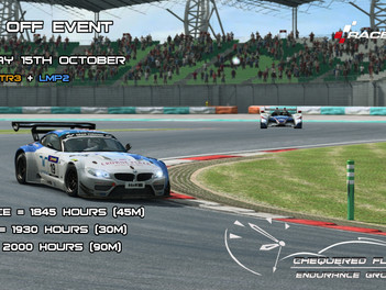Join CFEG for the first EVER Multi-class event @ Sepang